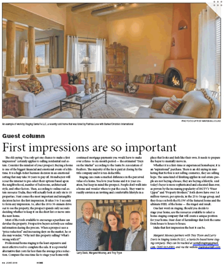 sf newmexican home june 20182